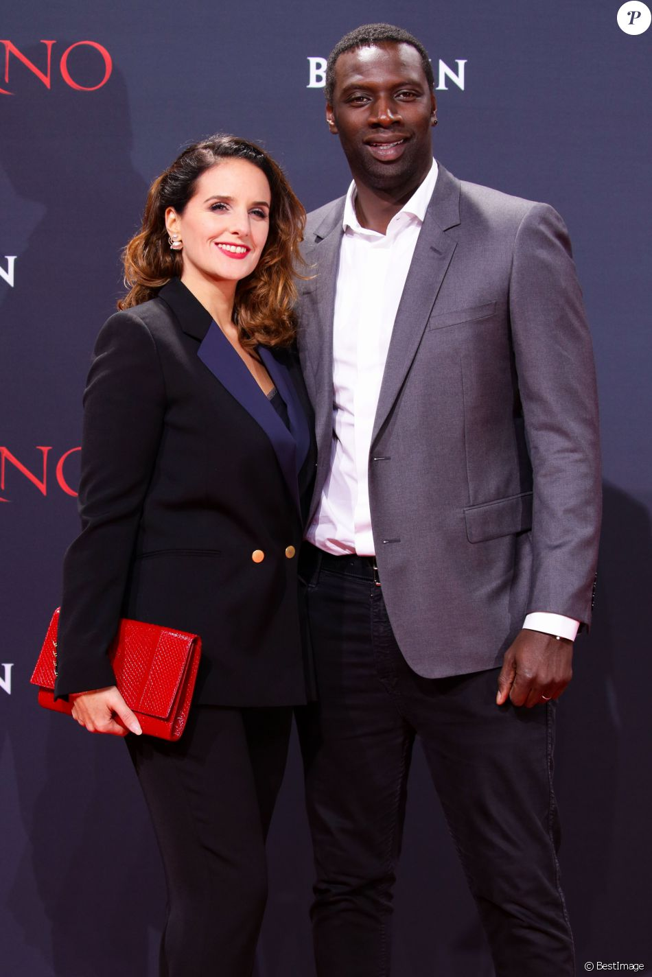 omar sy et sa femme jean dujardin m connaissable ils s 39 clatent pour halloween purepeople. Black Bedroom Furniture Sets. Home Design Ideas