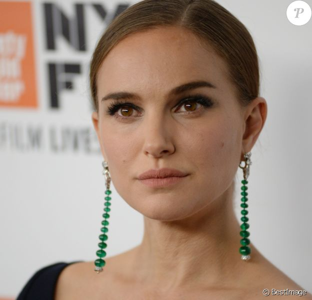 Natalie Portman enceinte au 2e gala annuel 'United for a Lyme-Free World' à New York, le 13 octobre 2016 © Nancy Kaszerman via Zuma/Bestimage