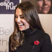 Kate Middleton : Tout en douceur dans l'univers des femmes détenues
