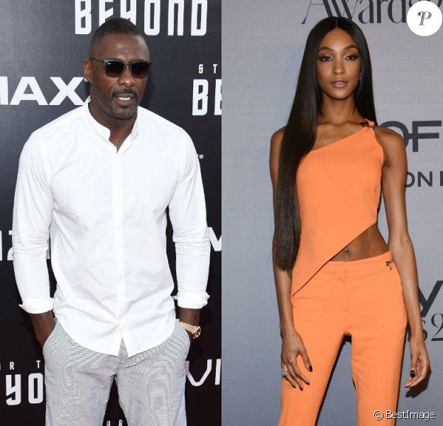 Idris Elba et Jourdan Dunn, le nouveau it-couple du Royaume-Uni ?