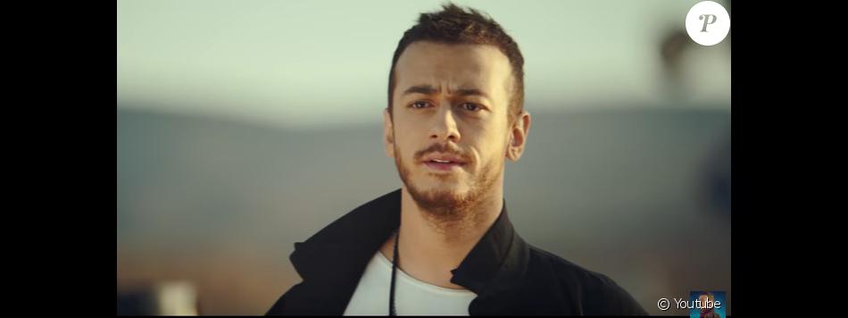 Saad Lamjarred dans le clip de  Ghaltana .