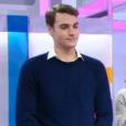 Valentin Montand sur France 2 le 8 novembre 2016.