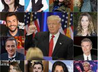 Donald Trump président : Hanouna, Kassovitz... Les stars françaises désemparées