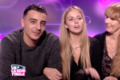 Secret Story 10 : Anaïs et son chéri Benjamin : Le couple en danger !