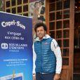 Jo-Wilfried Tsonga (Ambassadeur de Capri-Sun) - Capri-Sun parraine SOS Villages d'Enfants et offre à 20 jeunes de l'association un goûter avec son ambassadeur Jo-Wilfried Tsonga au Musée des Arts Forains à Paris, France, le 9 novembre 2016.