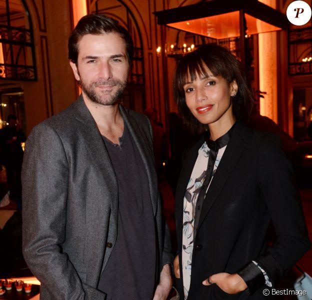 Grégory Fitoussi et Sonia Rolland au Festival du Cinéma & Musique de Film de La Baule, le 11 novembre 2016. © Rachid Bellack/Bestimage