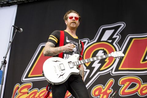Bataclan : Jesse Hughes (Eagles of Death Metal) a-t-il été refoulé ?