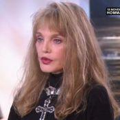 """Arielle Dombasle a risqué la prison : """"Je devais énormément d'argent..."""""""