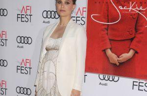 Natalie Portman enceinte : Une Jackie lumineuse face à un défilé de stars