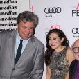 Lucy DeVito, Danny DeVito lors de la première '' The Comedian'' pendant le ''AFI FEST 2016'' au Egyptian Theater à Hollywood, le 11 novembre 2016.