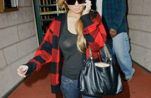 PHOTOS : Lindsay Lohan, cachez ce sein que nous ne saurions voir...