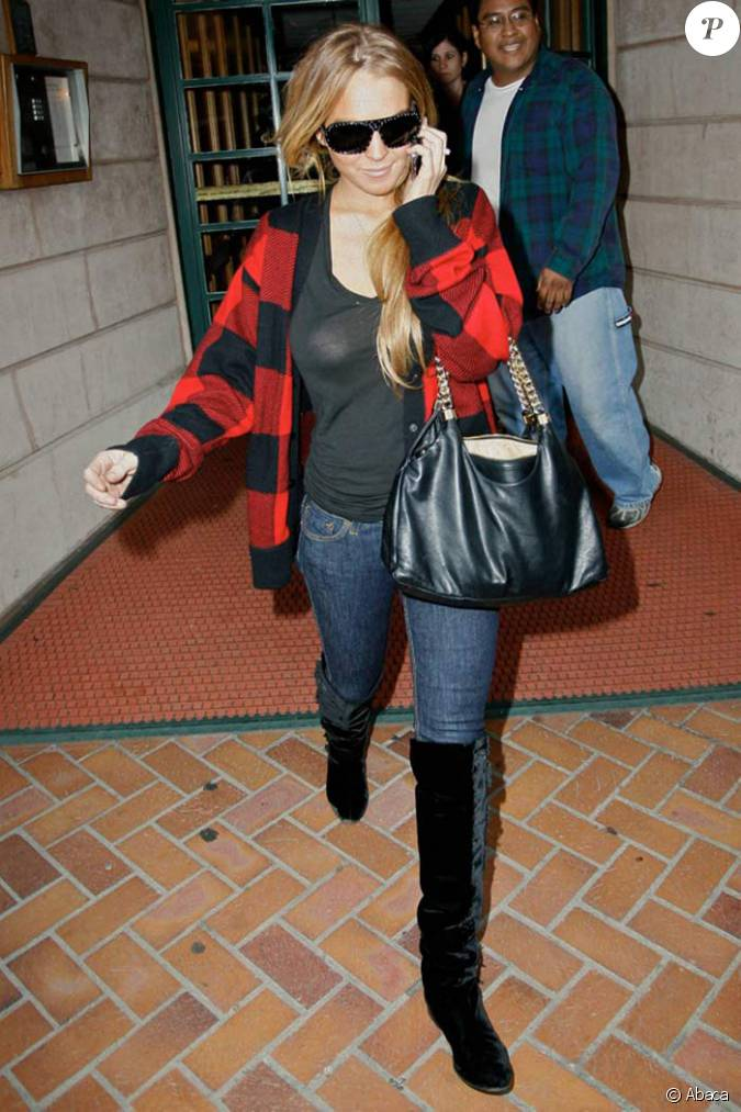 Lindsay Lohan totalement nue