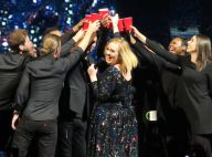 """Adele, félicitée par son fils : """"Maman, tu l'as fait !!!"""""""