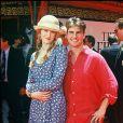 Nicole Kidman et Tom Cruise à Los Angeles en 1993