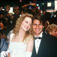 Nicole Kidman et Tom Cruise en 1991.