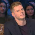 """""""Matthieu Delormeau dans """"Touche pas à mon poste"""", le 24 novembre 2016 sur C8."""""""