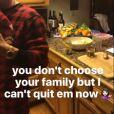 Katy Perry fêtant Halloween en famille avec Orlando Bloom le 24 novembre 2016.
