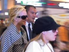 PHOTOS : Quand Britney arrive au Japon, c'est l'hystérie totale... Ah, la blaaaague !