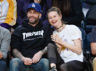 Behati Prinsloo et Adam Levine : Sortie sportive pour les jeunes parents in love