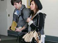 PHOTOS : Ashley Tisdale et son amoureux, destination... vacances !