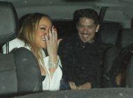 Mariah Carey surprise en train de batifoler avec son jeune danseur sur la plage