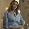 """""""Premières images de Nabilla lors de son entretien avec Sept à Huit, diffusé le 10 avril 2016 sur TF1"""""""