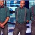 Cirque la compagnie dans Incroyable Talent 2016, le 6 décembre 2016 sur M6.