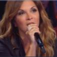 """Hélène Ségara dans """"Incroyable Talent"""" sur M6, le 6 décembre 2016."""