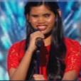 """Aliénette dans """"Incroyable talent 2016"""" sur M6 le 6 décembre."""