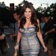 """""""Khloé Kardashian dans les rues de New York, le 14 août 2010"""""""