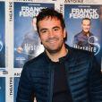 """Exclusif - Alex Goude - Générale du spectacle """"Histoires"""" de Franck Ferrand au théâtre Antoine à Paris le 5 décembre 2016. © Coadic Guirec/Bestimage"""