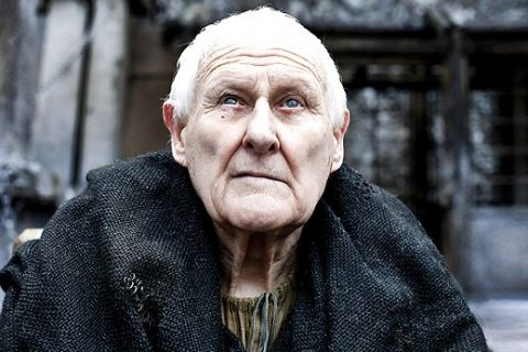 "Peter Vaughan : Mort de l'acteur de ""Game of Thrones"""