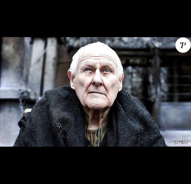 """Peter Vaughan a incarné Mestre Aemon dans la série """"Game of Thrones""""."""