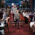 Hudson Kroenig (le filleul de Karl Lagerfeld) au défilé Chanel Métiers d'Art 2016/2017 à l'hôtel Ritz à Paris le 6 décembre 2016. © Olivier Borde / Bestimage  'Chanel Collection des Metiers d'Art 2016/17 : Paris Cosmopolite' show on December 6, 2016 in Paris, France, Hotel Ritz06/12/2016 - Paris