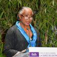 Exclusif - Barbara Hendricks à la soirée des Distinctions de la FIDH (Fédération Internationale des Droits de l'Homme) à l'Hôtel de Ville à Paris, le 6 décembre 2016. © Guirec Coadic/Bestimage