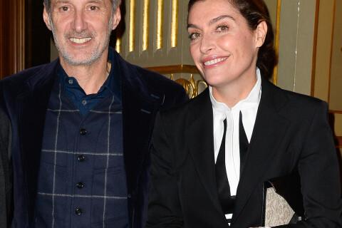 Antoine de Caunes et Daphné Roulier amoureux engagés face à Inès de la Fressange