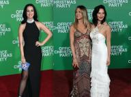 Jennifer Aniston, Olivia Munn, Katy Perry : Sexy en diable pour un Joyeux Bordel