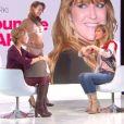 """Daphné Bürki face à Isabelle Ithurburu dans """"Le Tube"""", Canal+, samedi 10 décembre 2016"""