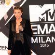 Ruby Rose à la soirée «MTV EMA's 2015» à Milan, le 25 octobre 2015 © CPA/Bestimage