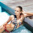 Miss Bretagne 2016 : Maurane Bouazza   - Candidate pour le titre de Miss France 2017 à La Réunion, novembre 2016.