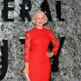 """Helen Mirren à la première de """"Collateral Beauty"""" au cinéma Vue à Londres, le 15 décembre 2016. © Ferdaus Shamim via Zuma Press/Bestimage"""