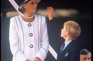 Prince Harry et la mort de sa mère Diana :