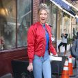 Karlie Kloss à New York le 19 décembre 2016.