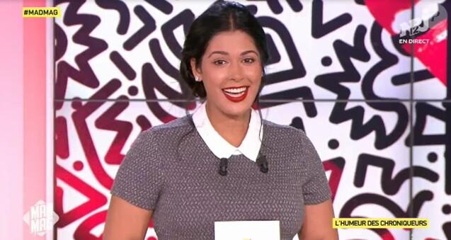 """Ayem Nour se confie sur sa télé-réalité - """"Mad Mag"""" de NRJ12, mardi 6 décembre 2016"""