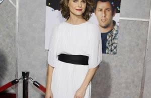 PHOTOS :  Keri Russell aurait dû mettre une robe... entière à la Première de son film ! Ouch !