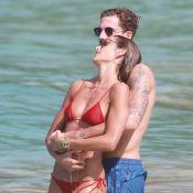 Izabel Goulart et Kevin Trapp : Fin en beauté des vacances de l'amour...