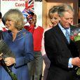 Le prince Charles et Camilla