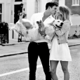 Caroline Receveur annonce sa rupture avec Valentin Lucas, le 11 novembre 2016 sur son compte Instagram.