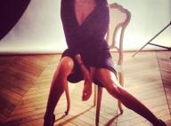 Karine Ferri, jeune maman et femme fatale, dévoile un cliché sensuel