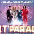 Dalida et bien d'autres hologrammes montent sur la scène du Palais des Congrès à Paris dès le 12 janvier 2017 puis en tournée en France, Suisse et Belgique.
